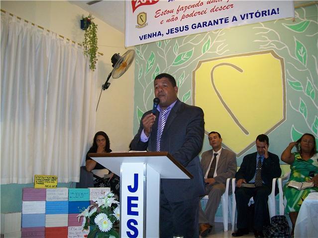 MINISTÉRIO DE PREGAÇÃO RESTAURANDO VIDAS