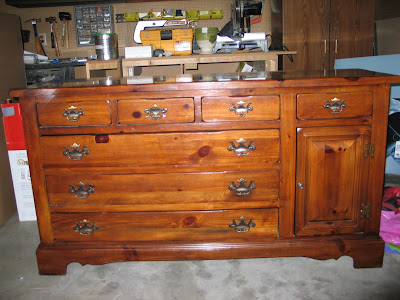 My DH Thought It Was Ugly But I Told Him To Trust Me Inspiration Buffet Hutch In The Kitchen
