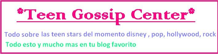 Teen Gossip Center