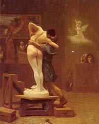 Pigmalião e a Virgem de Marfim
