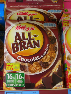Cereal with Chocolate - Photo by Mardi Michels