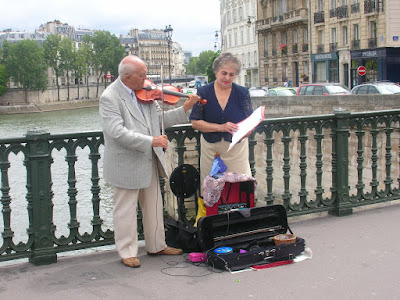 Music on the Seine - Photo by Mardi Michels
