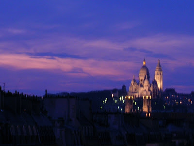 Good Night from Paris - Photo by Mardi Michels