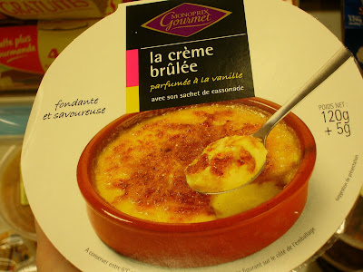 Dessert from the Supermarket in Paris - Photo by Mardi Michels