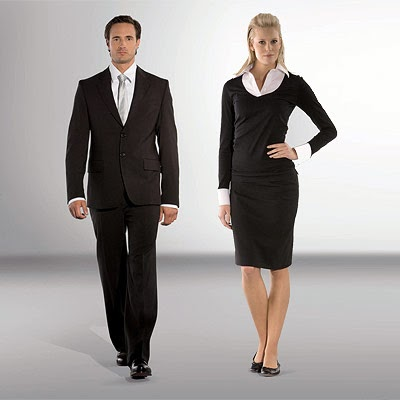 Dress To Impress Old Fashioned Business Attire Still Works
