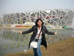 2009年4月3日,让人叹为观止的北京鸟巢