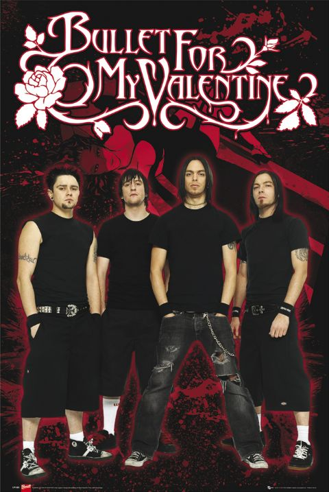 bullet for my valentine pictures. ullet for my valentine