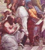 Extret de La escuela de Atenas de Rafael Sanzio