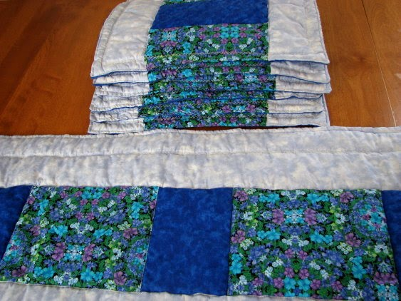 runners Creatives: Quilted and Jewelz table quilted  coasters, placemats placemats runners table and