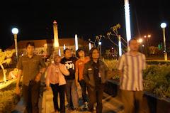 Ferry Arbania Dan kawan2 SS FM 100 Surabaya, Sehabis Kunjungan KE Radio Rasika FM Semarang