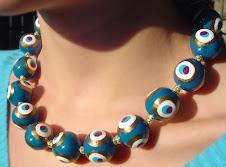 Ochi albastri (sold)