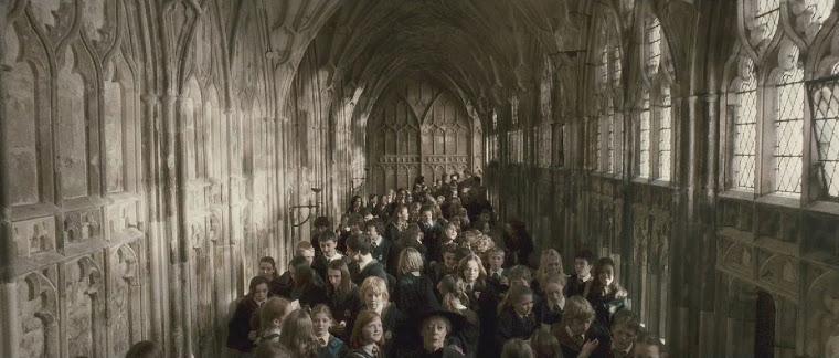 Estação Legilismeade - Desembarque 2011 Hogwarts