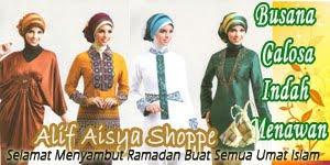 Alif Aisya Shoppe