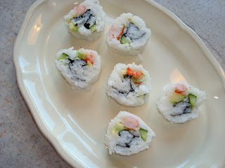 lav selv sushi