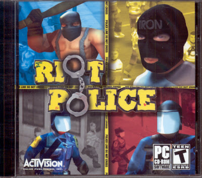 Riot Police PC Game Free Download