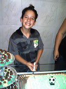 Esse é o João meu filho mais velho tem 10 anos