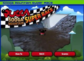 Pucca Race jetix