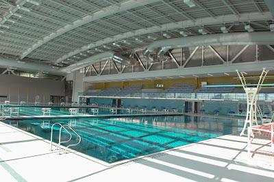 Vanderbilt Y Masters Flushing Meadows Corona Park Pool Rink