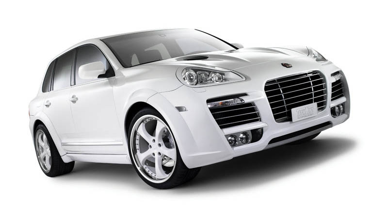 Car Reviews Porsche Cayenne Magnum 2008