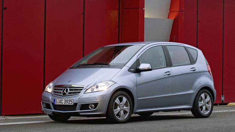 Automotives reviews usa new cars classic auto car for Mercedes benz a class usa