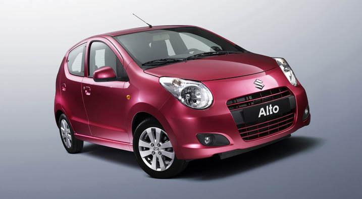 Suzuki Alto Pink. the Suzuki Alto instead.