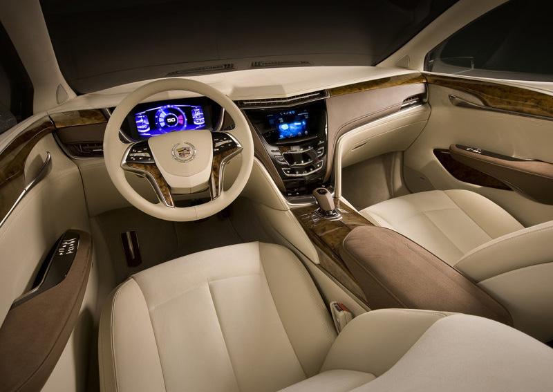 2010 Cadillac Xts Platinum Concept. Cadillac XTS Platinum Concept,