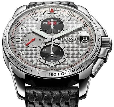 Montre Chopard Mille Miglia GT XL Chronographe édition 2010