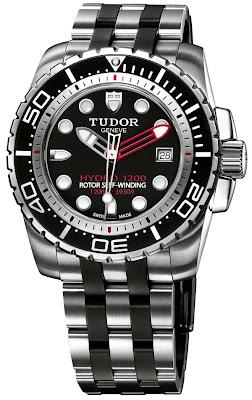 Montre Tudor Hydro 1200 (référence 25000-93790n)