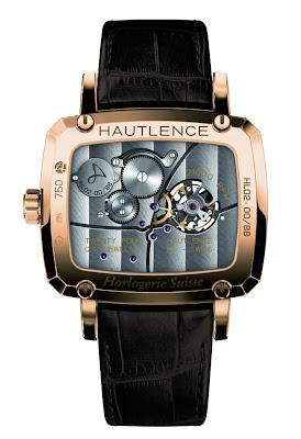Dos Mouvement Montre Hautlence HL02