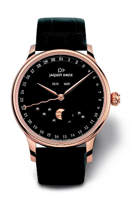 Montre Jaquet Droz L'Eclipse