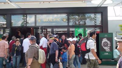 Rolex, sponsor officiel des 24H du Mans 2008