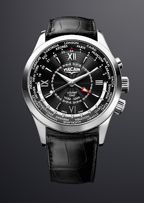 Montre Vulcain Aviator GMT