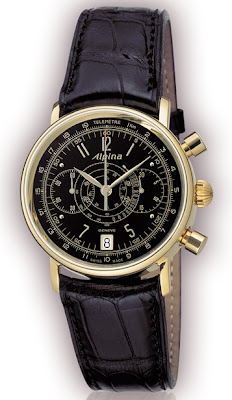 Montre Alpina Heritage Chronograph Automatic