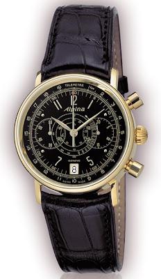 Montre Alpina Heritage Chronograph Automatic