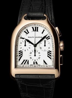 LA MARTINA montres de polo Montre+Ralph+Lauren+Stirrup