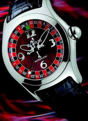 Montre Corum Bubble Casino