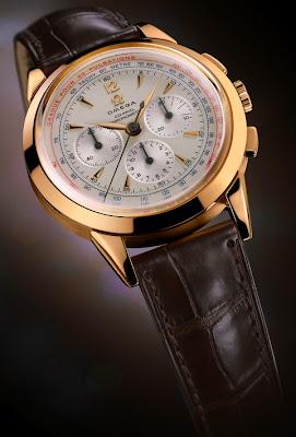Montre Omega Museum Racend Timer Chronographe