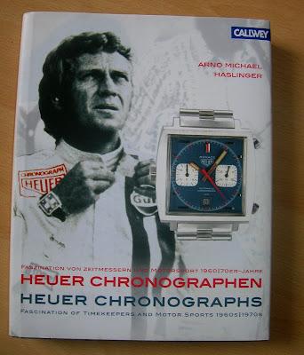 Livre Heuer Chronographs