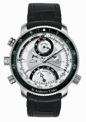 Montre Jaermann & Stübi St Andrews Links Stroke Play 1759