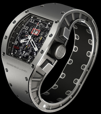 Montre Richard Mille Philippe Starck Only Watch 2007