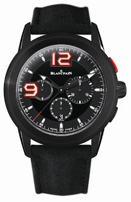 Montre Blancpain Chronographe Flyback Super Trofeo Référence 560ST-11D30-52B