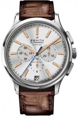 Montre Zenith El Primero Captain référence 03.2110.400/01.C498