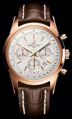 Montre Breitling Transocean Chronographe calibre B01
