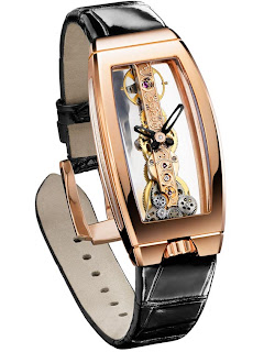 Montre Corum Miss Golden Bridge référence 113.101.55/0001 0000