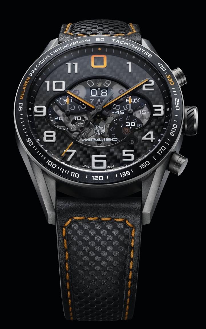 j 39 aime les montres la montre du jour tag heuer carrera mp4 12c. Black Bedroom Furniture Sets. Home Design Ideas