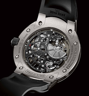 calibre RMXP1 Montre Richard Mille RM 033