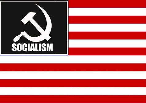 socailist flag