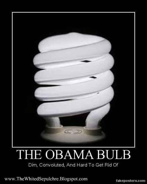 obama light bulb