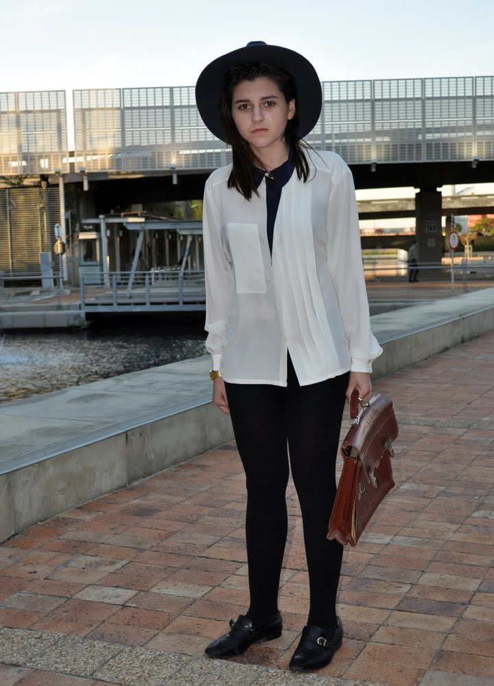 Cinder Skylark South African Street Style Fashion Cape