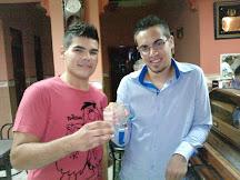 Chopaco y yo